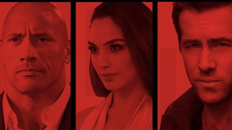 RED NOTICE Trailer
