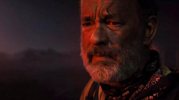 First Trailer For The Tom Hanks Sci-Fi Adventure Film FINCH