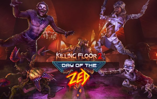 KILLING FLOOR 2 DAY OF THE ZEDHalloween Update Brings Cowboys and Zombies To The Horror Shooter
