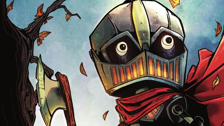CANTO #1 gets an EXCLUSIVE NYCC 2021 Reprint