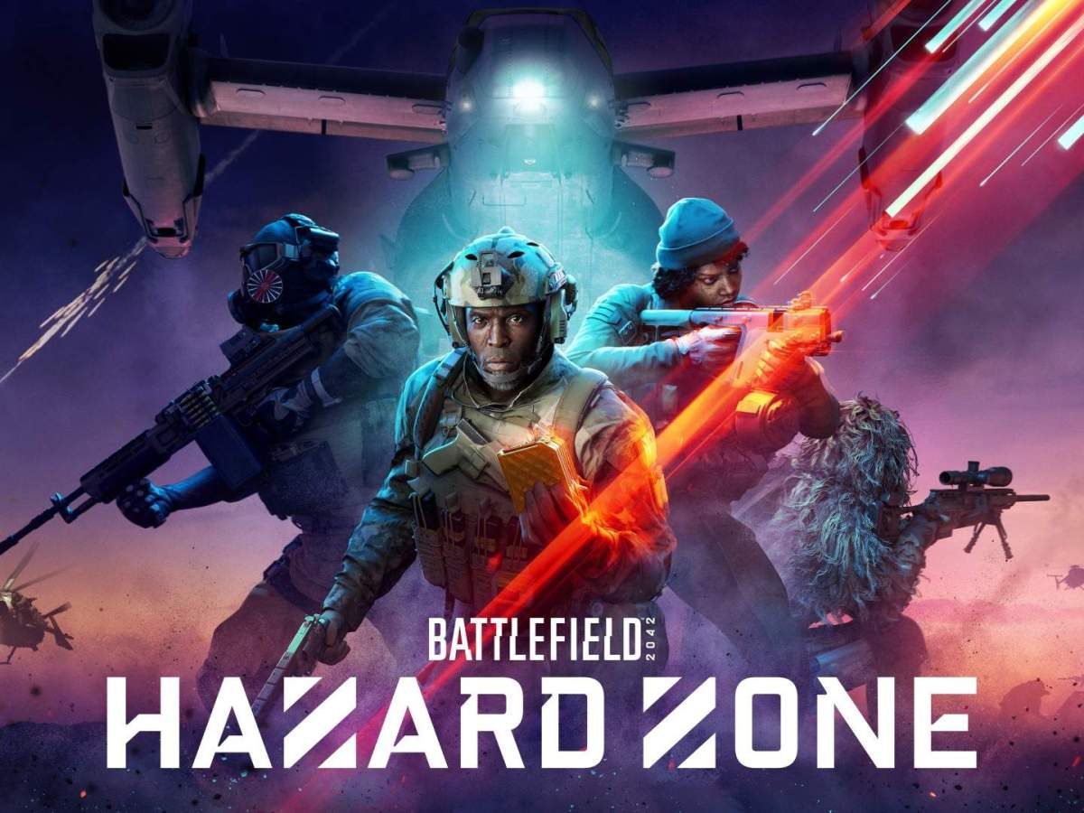 BATTLEFIELD 2042 Hazard Zone Will Be A Squad-Based PvPvE Mode