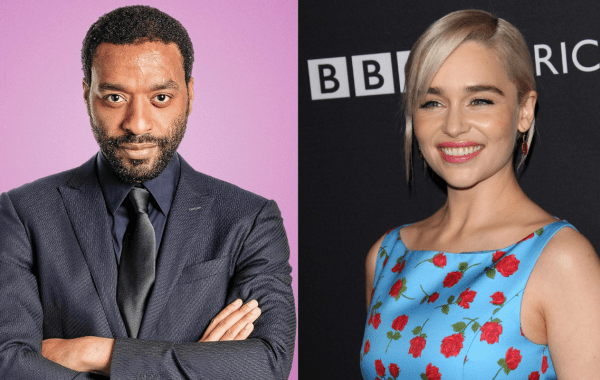 Emilia Clarke And Chiwetel Ejiofor Set To Star In The Sci-Fi Romance Film THE POD GENERATION
