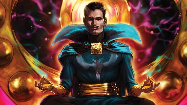 The Murderer Is Revealed And The Fate Of Marvel Magic Is Decided In The Stunning Conclusion Of THE DEATH OF DOCTOR STRANGE