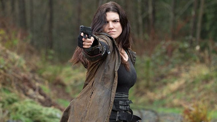 Gina Carano Will Star In A Western Film Titled TERROR ON THE PRAIRIE