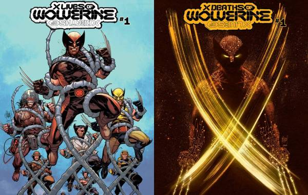 Past Meets Future In X LIVES OF WOLVERINE And X DEATHS OF WOLVERINE