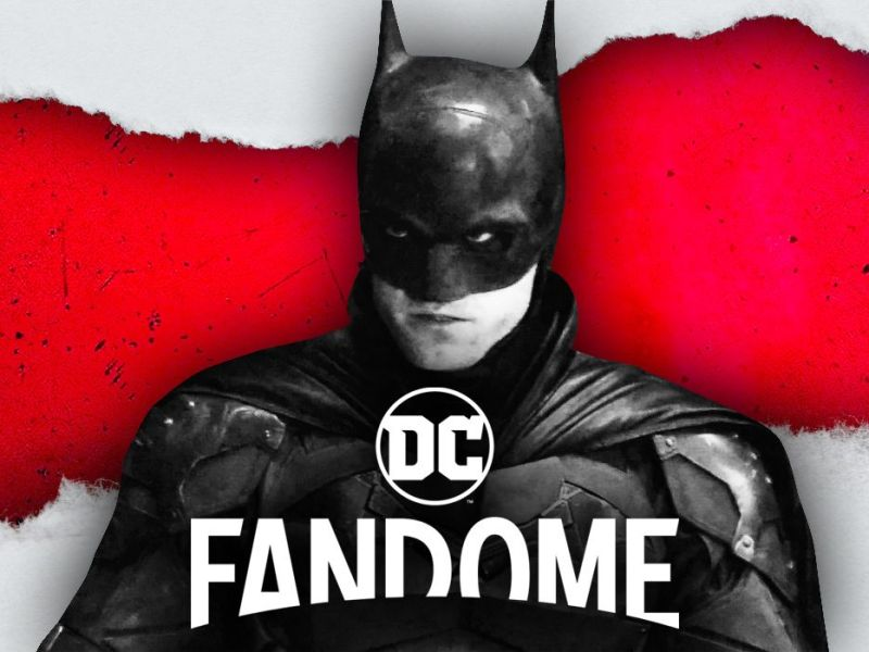 Incredible New Trailer For THE BATMAN Unleashed At DC FanDome