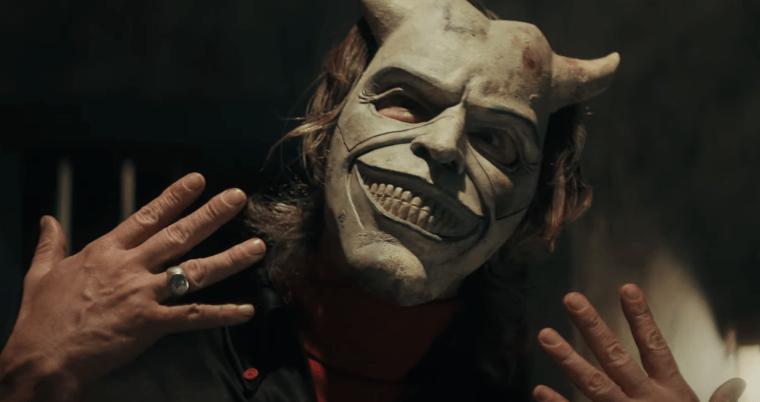 Sadistic Trailer For The Scott Derrickson Horror Thriller THE BLACK PHONE