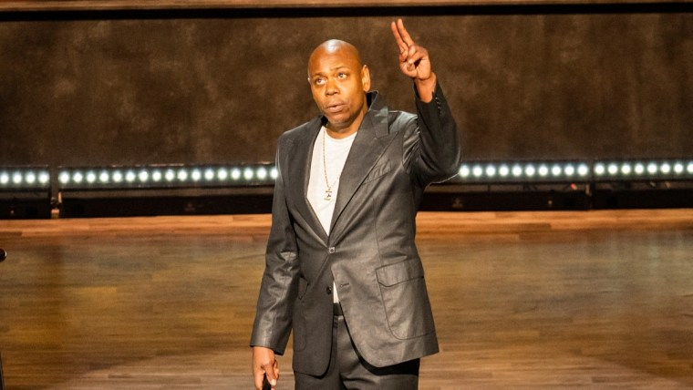 Netflix defends Dave Chappelle following backlash from his special The Closer