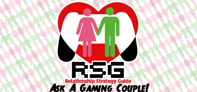 Ask A Gaming Couple Banner