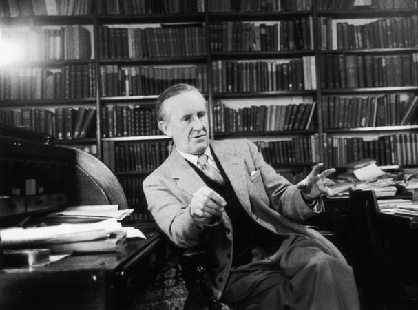 J.R.R. Tolkien – Geek of the Week