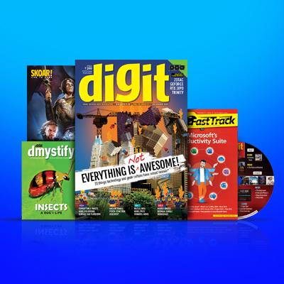 Digit November 2020 Issue FastTrack dmystify SKOAR!