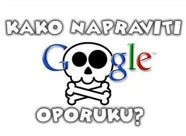 kako-google-oporuka