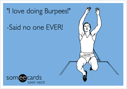 neverburpees