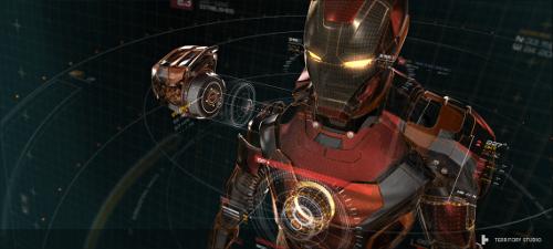Avengers: l'interfaccia di Ultron