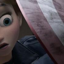 Captain America Frozen soldier - 09