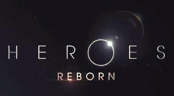 Heroes Reborn: i poster animati (e con audio)