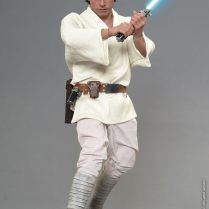 Luke Skywalker Action figure 08
