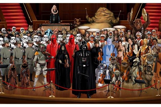 Star Wars Endor Symphony Orchestra