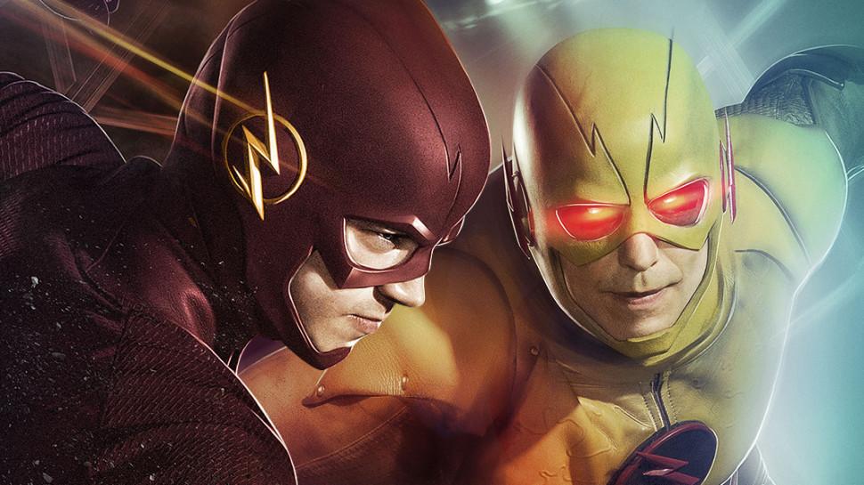 L'aedo: The Flash – Fast Enough – Season 1 finale