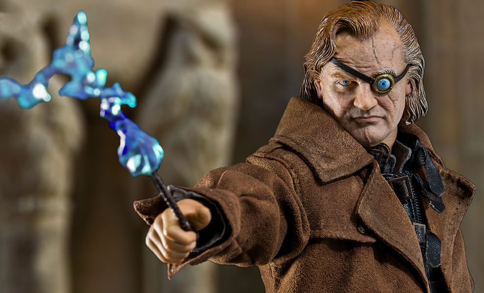 Harry Potter: Alastor Moody, la miniatura
