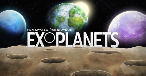 Lo spacciagiochi: Exoplanets su Kickstarter