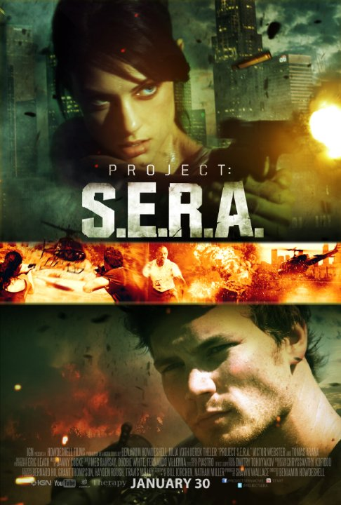 Webserie: Project F.E.R.A.