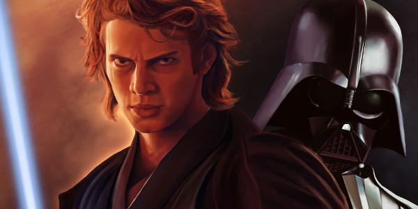 Star Wars: i rimpianti di Anakin in una tavola a fumetti