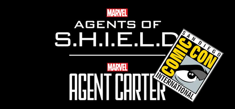 Agent Carter & Agents of SHIELD: anticipazioni e curiosità dalla SDCC 2015.