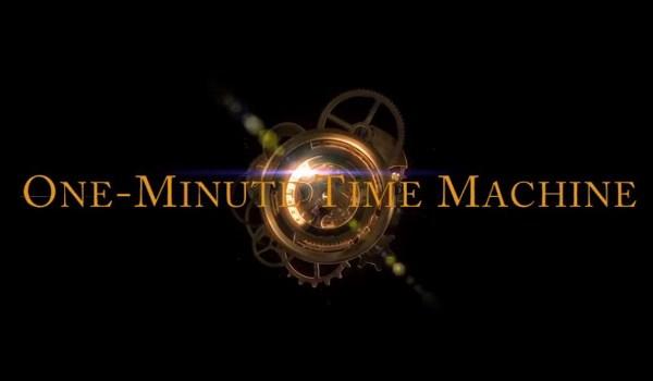 Il corto: One-Minute Time Machine