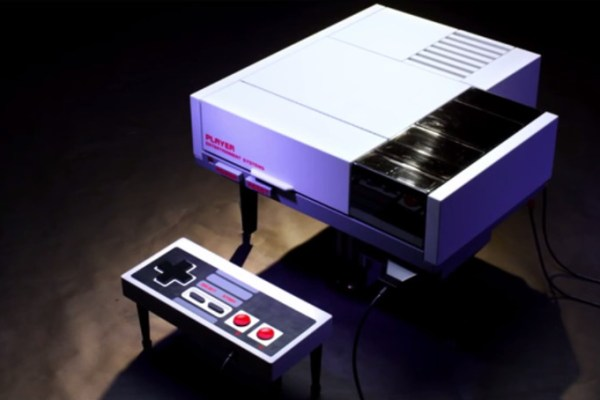 Il tema di Super Mario Bros su un piano… Nintendo
