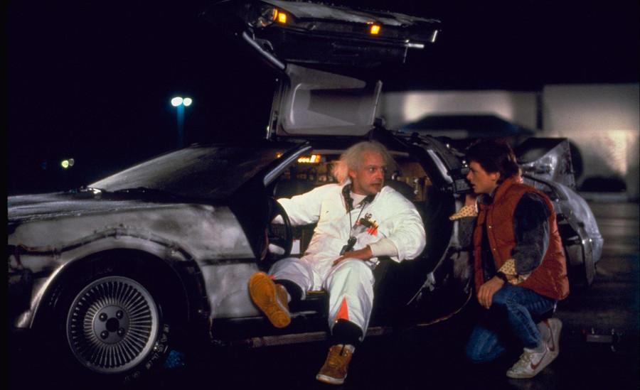 Che auto avrebbe scelto Doc se Ritorno al Futuro fosse uscito nel 2015?