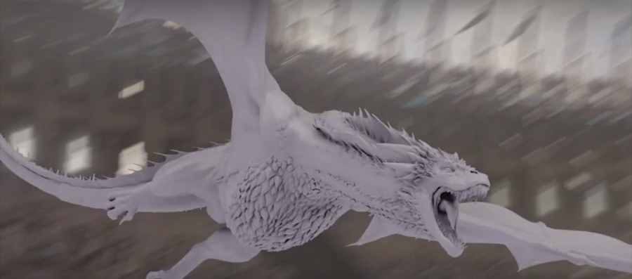 Game of Thrones: dal green screen alla fuga di Daenerys