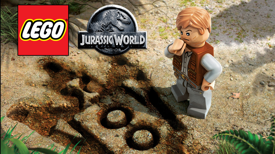 Jurassic World. Coi Lego. In 90 secondi!