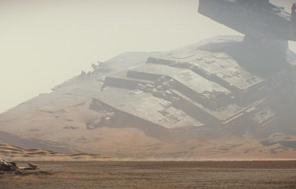 Star Wars: il primo video a 360° di Facebook vi permette di fare un giro su Jakku