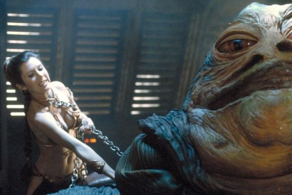 Star Wars: un Jabba gonfiabile per le vostre feste
