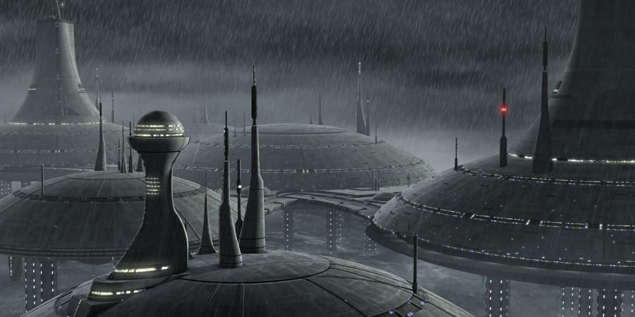 I soffioni della doccia a tema Star Wars