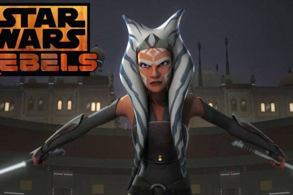 Star Wars: le storie mai raccontate di Ahsoka alla Celebration Europe