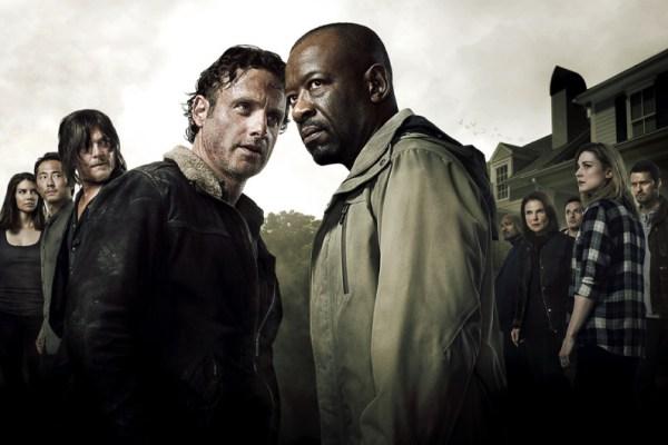 The Walking Dead stagione 6: le foto del cast