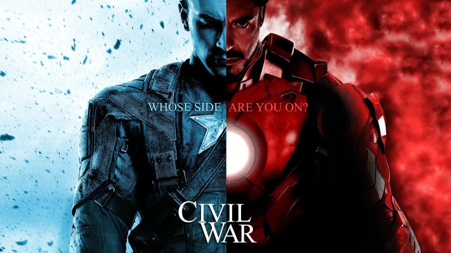 Primo incredibile trailer per Captain America: Civil War