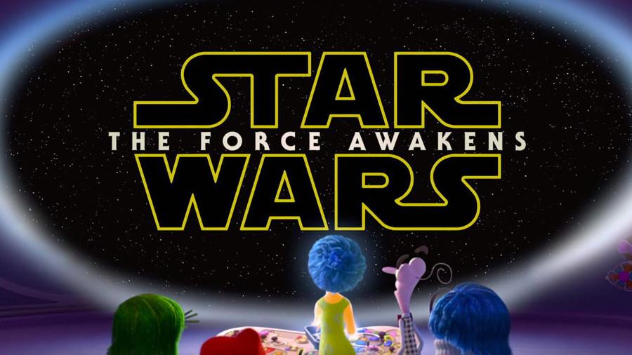 Inside Out incontra Star Wars: Il risveglio della Forza
