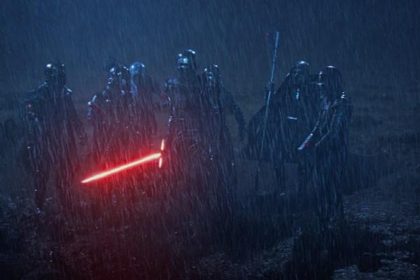 Star Wars: Rian Johnson non ha usato i Cavalieri di Ren per non ucciderli