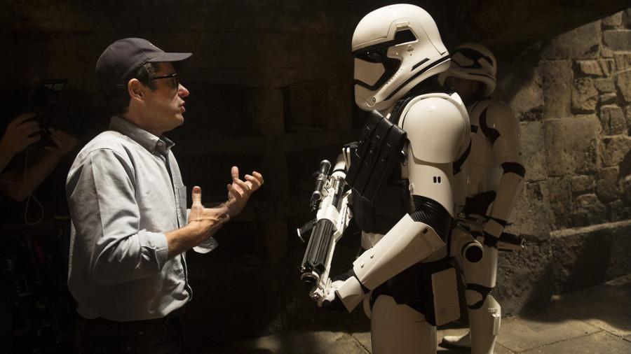 Star Wars The Force Awakens JJ Stormtrooper copertina