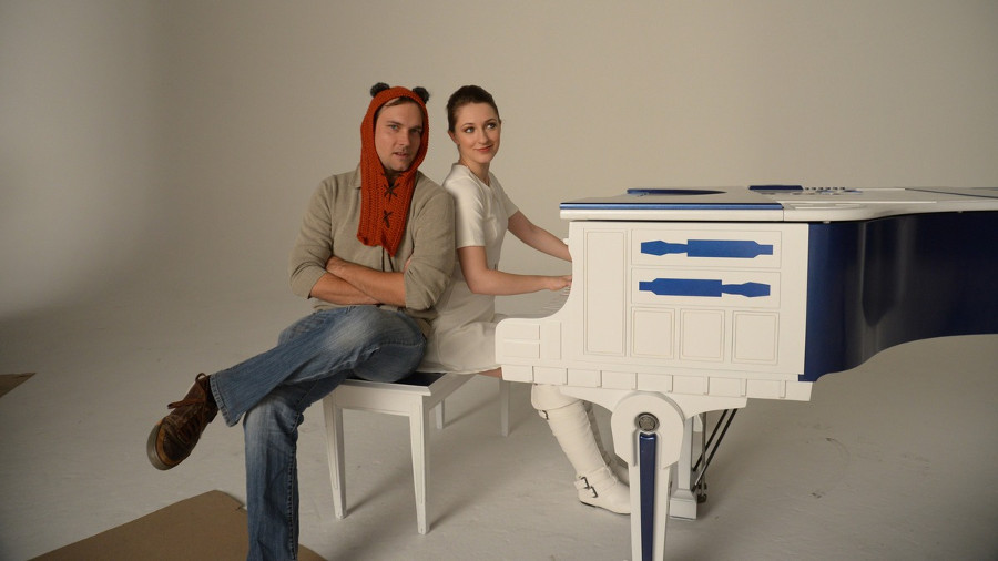 Ultimate Star Wars Medley, tre piani a tema Star Wars e una pianista geek