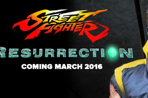 Street Fighter: Resurrection, una serie in arrivo targata Capcom e Machinima