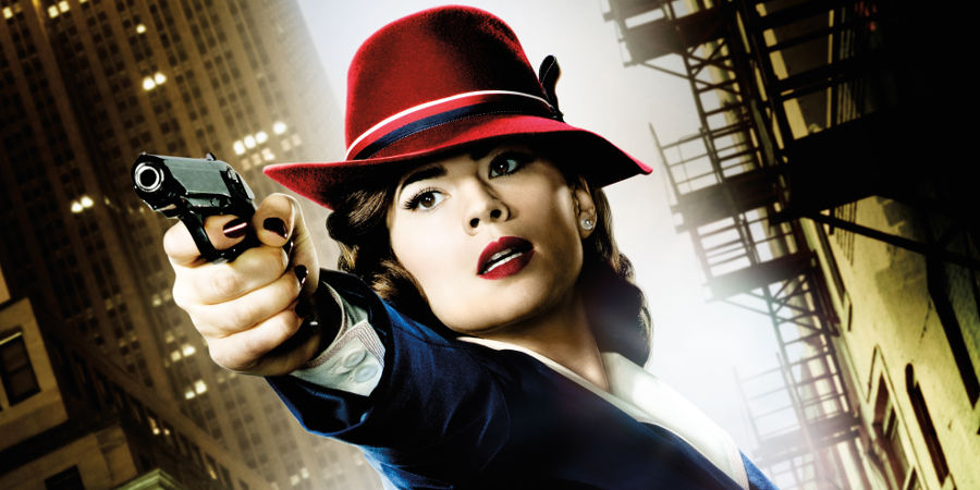 Hayley Atwell torna nel ruolo di Peggy Carter in Avengers: Secret Wars