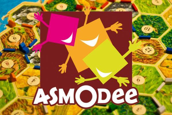 Asmodee North America acquisisce la licenza di Catan da Mayfair Games