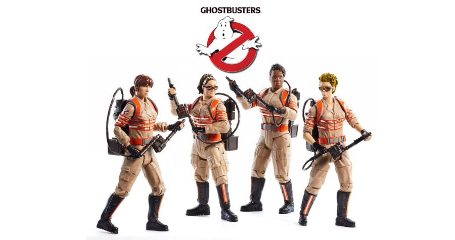 Ghostbusters, Paul Feig rivela le prime action figure