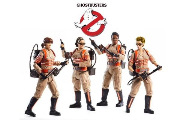 Ghostbusters, Paul Feig rivela le prime action figure