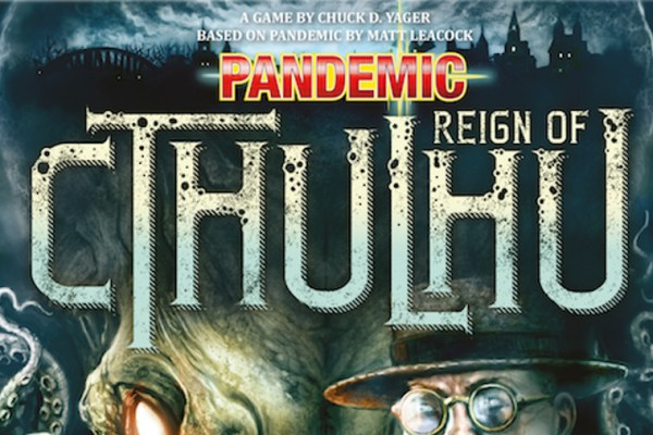 Pandemia incontra Lovecraft, arriva Pandemic: Reign of Cthulhu
