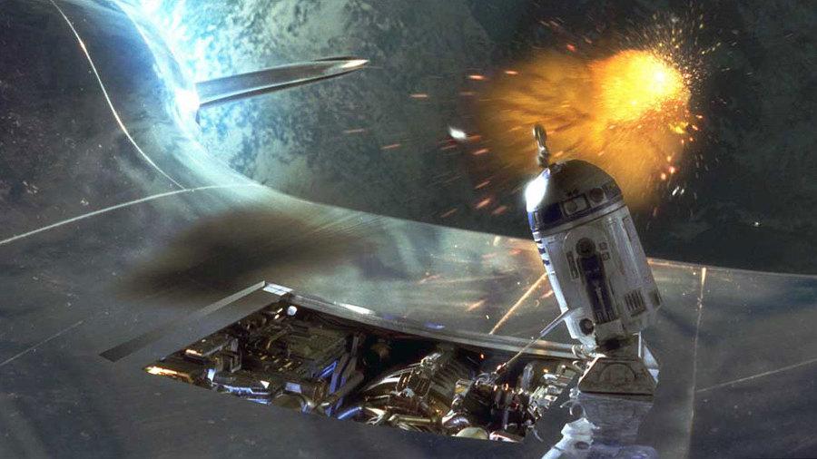 Tutte le volte che R2-D2 ha salvato la situazione
